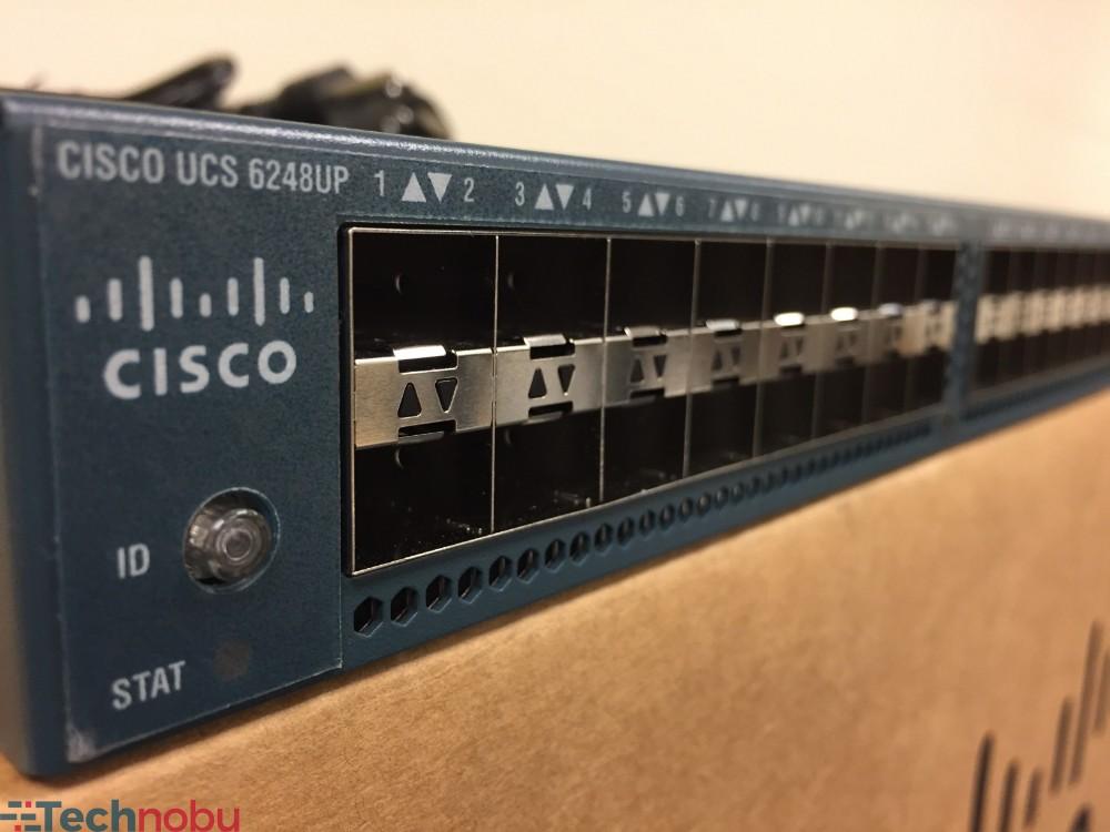 Cisco UCS-FI-6248UP 48 Port Fabric Interconnect Switch