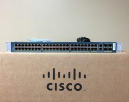 Cisco Catalyst 4948 WS-C4948-S 48 Port Multilayer Gigabit Switch
